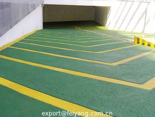 China Elastic Outdoor Polyaspartic Polyurea Flooring Coating Formulation supplier