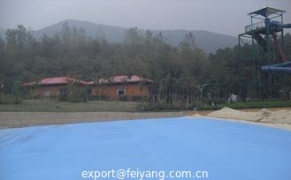 China Waterproof Polyaspartic Coating Projects-Water Amusement Park, Swimming Pool supplier