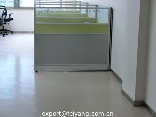 China Polyaspartic Flooring Coating Projects-Office Soft Touch Polyaspartic Floor Coating supplier