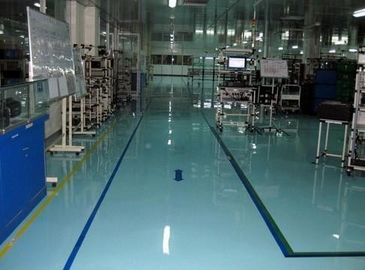 China Self-leveling Polyaspartic Flooring Coating supplier