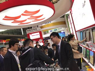 China Feiyang achieved great success in Chinacoat 2017 supplier